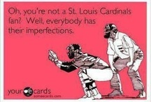 Cardinal Nation  / by Erin Honeyfield
