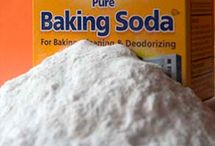 Health: Yes to Baking soda & Borax info / by Natural & Frugal: Raising 6 kids - Cheree
