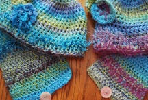 Crocheted Creations / all things I either Want to Try My Hand at..& Some that I Have <3 / by Denise Friend