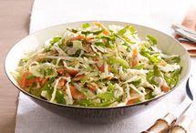 salad / by Liz Potter Shawl