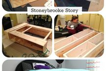 Bryces room ideas / by Tiffany Stufflestreet
