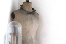 Dress Forms / by Sandra M