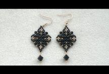 Beads: Earrings / by Janet Neihart
