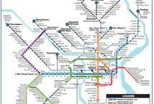 Liniennetzpläne / Traffic Maps / by landkartenindex (en: mapsindex)