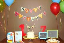 Holiday - Birthday / by Tara Carpenter