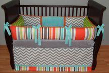 Baby bedding / by Tara Mitchell