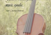 Music soothes the soul / by Sara Clayton