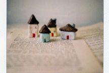 it's a house / by Dymphie