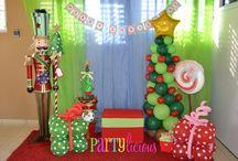 Balloons- holidays  / by Aimee Pryor
