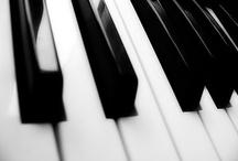 Black & White / by Shirlee Harris