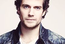 !! The INCREDIBLY Handsome Mr Henry Cavill !! / by Lezaan Brink