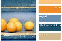 color palettes / by Bridgette Bee