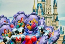 Disney / by Rebecca Rhodes