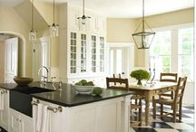 Kitchen revamp / by Sarah Hill