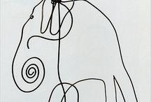 Alexander Calder / by Maiko Blue