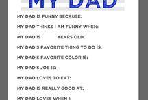 Father's Day! / by Lindsay McDaniel Sawyer