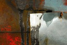 rust is beautiful / by Amy Weimer