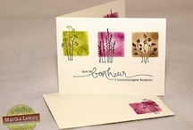 Pocket Silhouettes-Stampin Up / Cards featuring Pocket Silhouettes stamp set / by Sue Richardson