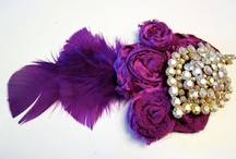 Silk Flower Jewelry / by Cheryl Bowen