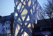 Architecture / by Helen Merkulova
