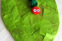 *Caterpillars to Butterflies / by Peggi Segobia