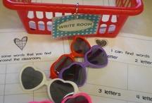 kindergarten / by Michelle Critzer