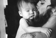 Men with  Beards and tattoos  / by Grace Mulvihill