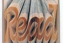 Re-purposed Books / by Amanda Hua