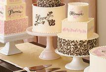 Wedding Cakes by Wendy Kromer  / by Wendy Kromer-Schell