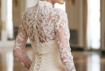 Lace Wedding Gowns / by Ali Valach