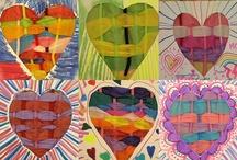Art Project Ideas / by Beth Huntley
