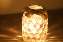 Candle Crafts / by Tracey Sawtelle