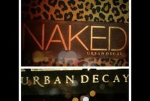 Urban Decay Makeup / by Jamie Pritts