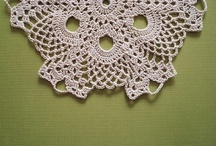 Crochet (and a lil bit of knitting) / by Sarah Lomba DeGrandis