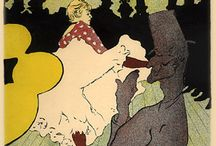 Toulouse-Lautrec Poster Gallery  / Vintage Posters / by Yaneff International Fine Art