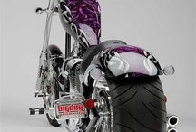 Iconic Bikes / by John Alston