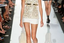 SS2013 TREND - GOLD & WHITE / by Nina Garcia