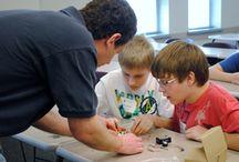 Penn State Behrend - Erie, PA / STEM Science & Engineering Workshops / by ManufacturingStories