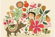 Illustration / by Mary Kate McDevitt