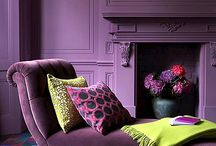 Colors: Purple / Celebrating the color purple, and all its various shades! / by Country Floors