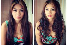 Peinados / Difrentes estilos para peinar tu cabello! / by Mayela Lozano
