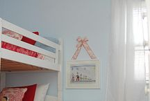 Girls Room ideas / by Serving From Home