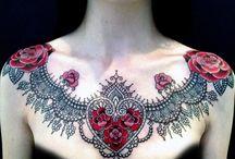 Tattoos <3 / by Holly Gorman