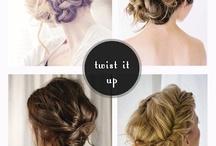 Hair style / by Kitty Konbu