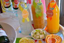 Brunch / Breakfast/Lunch/Brunch event : menu, drink & decor inspiration / by Sendo