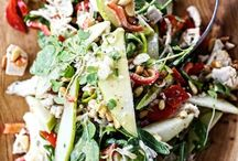 Recipes: Salads / by Emily Ben