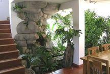 El jardín interior / by Angeles Roy