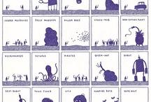 Comics/doodles/illustrations / by Ashley Robin