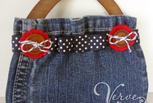 Jeans items / by Nathalie Salders
