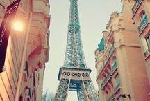 Paris / by Amber Elenor